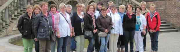 Ausflug Schützendamen vom 13.06 – 15.06.14