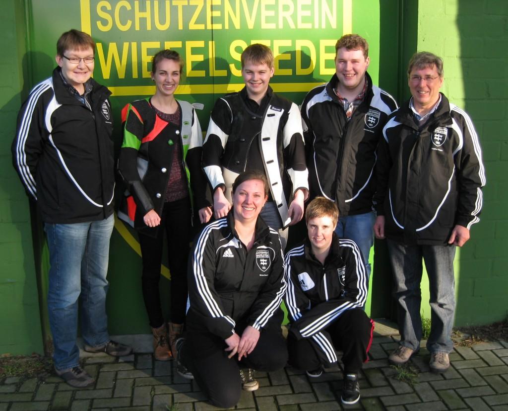 Tönjes, Burghard; Gerdes, Christine; Wempen, Rene; Rhode, Carsten; Peper, Günther; Sassen, Miriam; Venekamp, Selina.