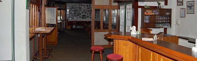 Schützenhalle Innen