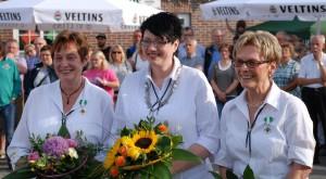 Königshaus Damen 2015
