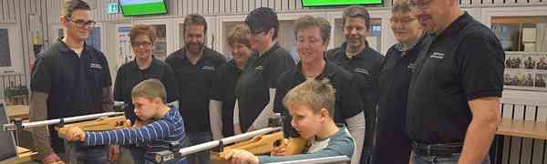 Schützenverein will Kinder noch früher gewinnen